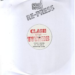 Ishan Sound Ft. Ras Addis : Clash Of The Titans ( Repress )