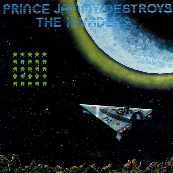 Prince Jammy : Destroys The Invaders ( With Roots Radics ) | LP / 33T  |  Oldies / Classics