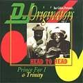 Prince Far I & Trinity : Dj Originators Head To Head Vol.2 | LP / 33T  |  Oldies / Classics
