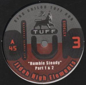 Jidah High Elements : Rumble Steady