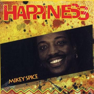 Mikey Spice : Happiness | LP / 33T  |  Dancehall / Nu-roots