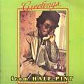 Half Pint : Greetings | LP / 33T  |  Dancehall / Nu-roots