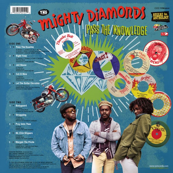 Mighty Diamonds : Pass The Knowledge | LP / 33T  |  Oldies / Classics