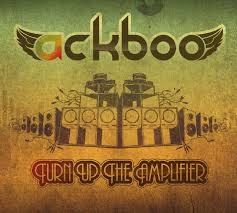 Ackboo : Turn Up The Amplifire   CD     UK