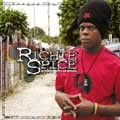 Richie Spice : In The Streets To Africa   LP / 33T     Dancehall / Nu-roots