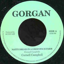 Cornell Campbell : Natty Dread In A Greenwich Farm | Single / 7inch / 45T  |  Oldies / Classics