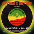 Various : Rythm To Rythm Vol.8   LP / 33T     One Riddim