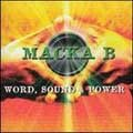 Macka B : Word Sound & Power | LP / 33T  |  Dancehall / Nu-roots