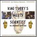 King Tubby & Scientist : In A Midnight Rock Dub   LP / 33T     Dub
