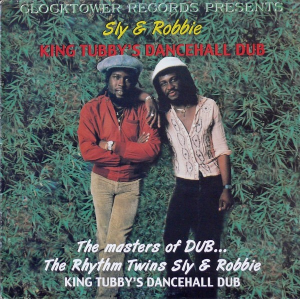 Sly & Robbie : King Tubby's Dancehall Dub   LP / 33T     Dub