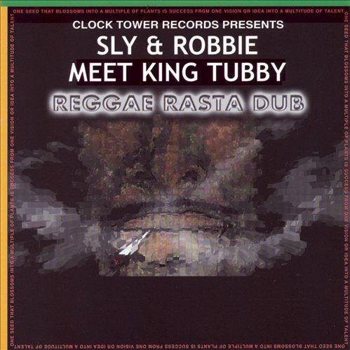 Sly & Robbie Meet King Tubby : Reggae Rasta Dub   LP / 33T     Dub