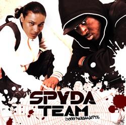 Spyda Team : 3000 Niggawatts   CD     FR
