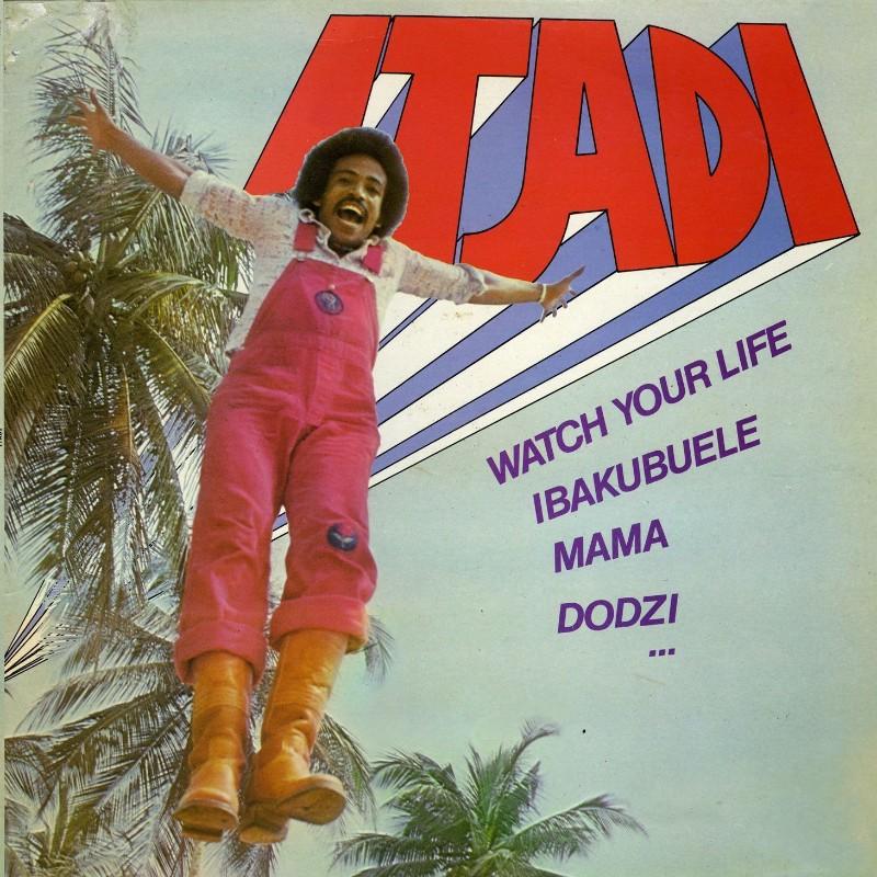 Itadi : Itadi | LP / 33T  |  Afro / Funk / Latin