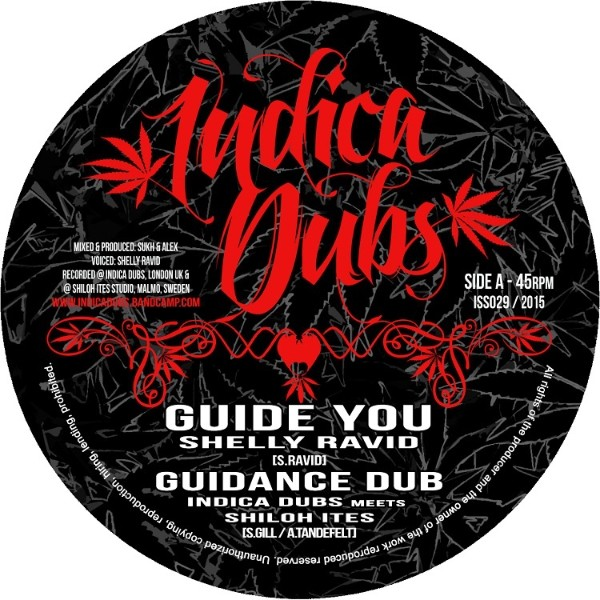 Shelly Ravid : Guide You | Maxi / 10inch / 12inch  |  UK