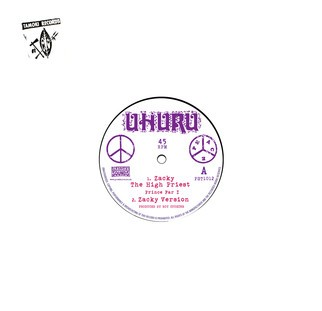 Prince Far I : Zacky The High Priest | Maxi / 10inch / 12inch  |  Oldies / Classics