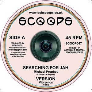 Michael Prophet : Searching For Jah | Maxi / 10inch / 12inch  |  UK