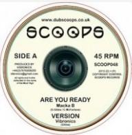 Macka B : Are You Ready | Maxi / 10inch / 12inch  |  UK