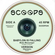 Madu Messenger : Babylon Is Falling | Maxi / 10inch / 12inch  |  UK