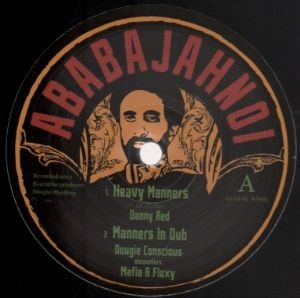 Danny Red : Heavy Manners | Maxi / 10inch / 12inch  |  UK