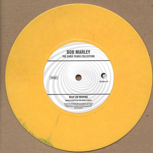 Bob Marley : Put It On | Single / 7inch / 45T  |  Oldies / Classics