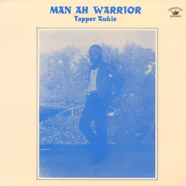 Tapper Zukie : Man Ah Warrior   LP / 33T     Oldies / Classics