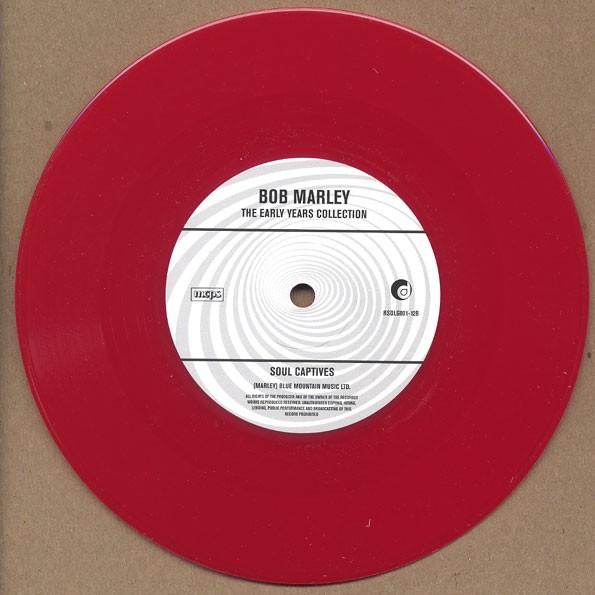 Bob Marley : Caution | Single / 7inch / 45T  |  Oldies / Classics