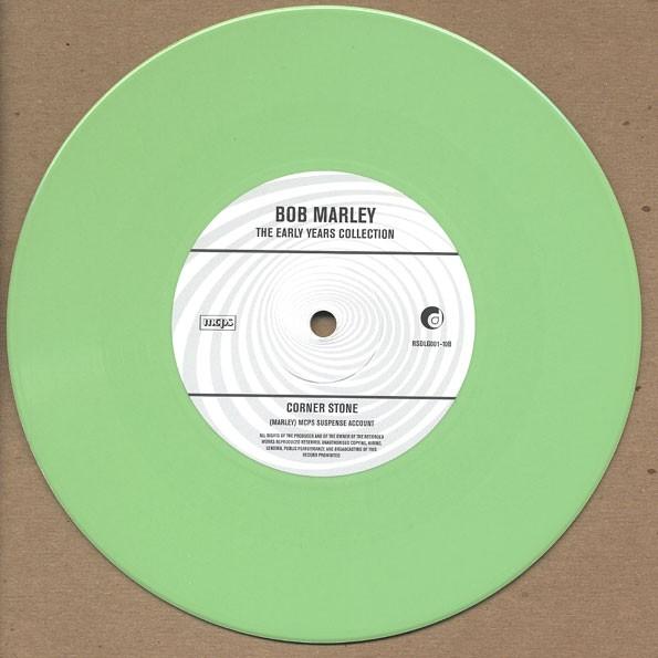 Bob Marley : Reaction | Single / 7inch / 45T  |  Oldies / Classics