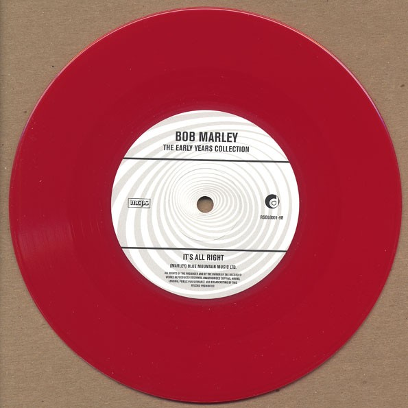 Bob Marley : No Water | Single / 7inch / 45T  |  Oldies / Classics