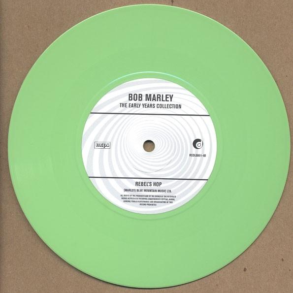 Bob Marley : Brain Washing | Single / 7inch / 45T  |  Oldies / Classics