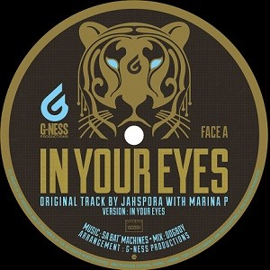 Marina P : In Your Eyes ( Remix )