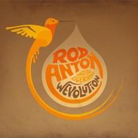Rod Anton & The Ligerians : Wevolution | CD  |  Dancehall / Nu-roots