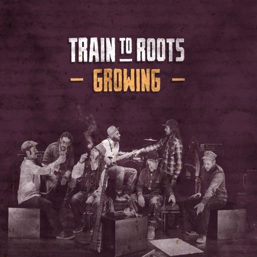 Train To Roots : Growing | CD  |  Dancehall / Nu-roots