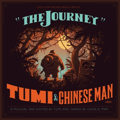 Tumi : The Journey   LP / 33T     Mash Ups / Remixs