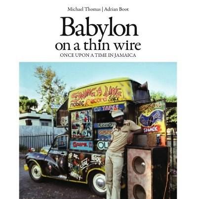 Adrian Boot  & Michael Thomas : Babylon On A Thin Wire By Michael Thomas & Adrian Boot | DVD  |  Various