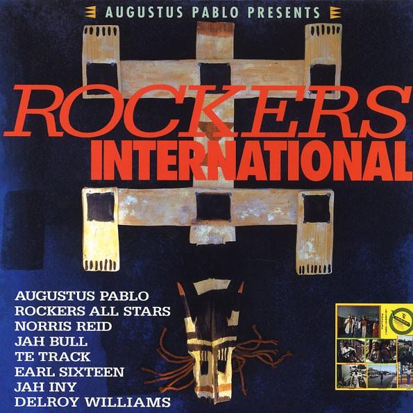 Various : Augustus Pablo Presents Rockers International 1   LP / 33T     Oldies / Classics