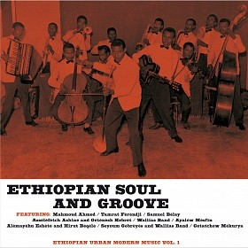 Various Artists : Ethiopian Soul And Groove Vol. 1   LP / 33T     Afro / Funk / Latin