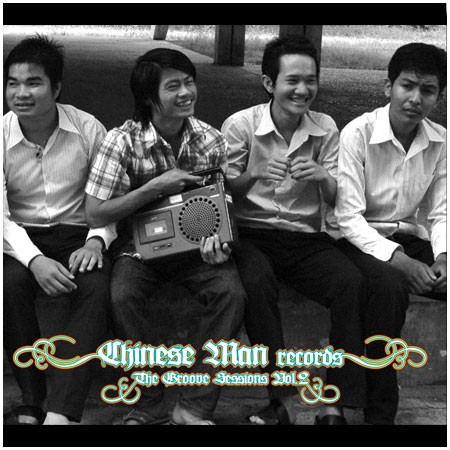 Chinese Man : The Groove Sessions Vol. 2 | CD  |  Mash Ups / Remixs