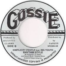 Box Set Gussie : Presenting The Right Sevens | Single / 7inch / 45T  |  Oldies / Classics