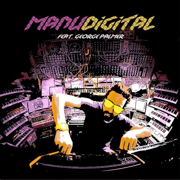 Manudigital Feat. George Palmer : Come Inna Di Dance | Maxi / 10inch / 12inch  |  UK