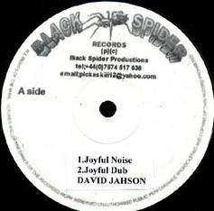 David Jahson : Joyful Noise | Maxi / 10inch / 12inch  |  UK