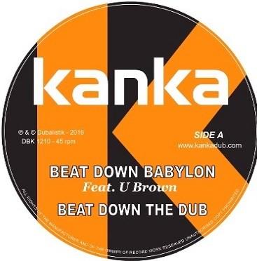 Kanka Feat U Brown : Beat Down  Babylon