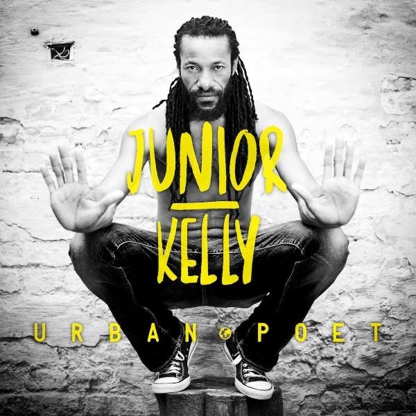 Junior Kelly : Urban Poet | LP / 33T  |  Dancehall / Nu-roots