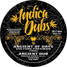 Culture Freeman : Ancient Of Days