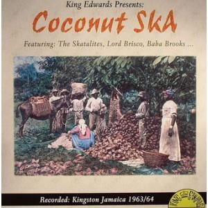 Various : King Ewards Presents Coconut Ska | LP / 33T  |  Oldies / Classics