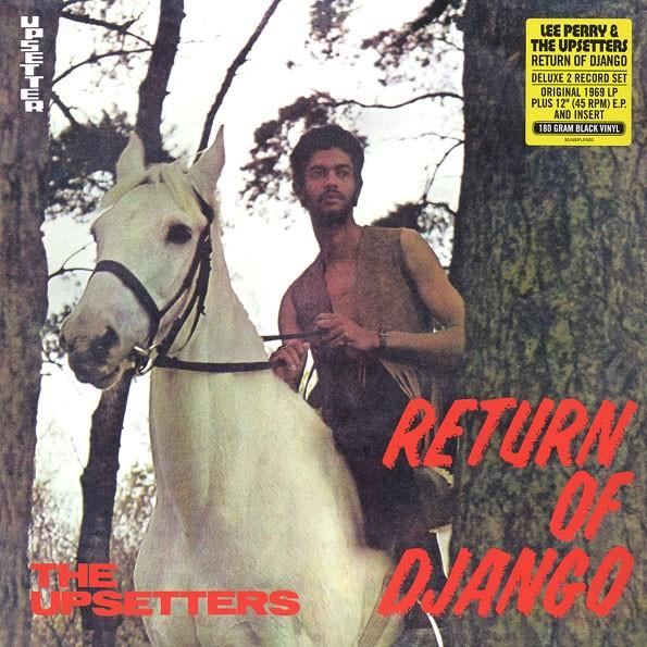 Lee Perry : Return Of Django | LP / 33T  |  Oldies / Classics