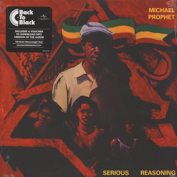 Michael Prophet : Serious Reasoning   LP / 33T     Oldies / Classics