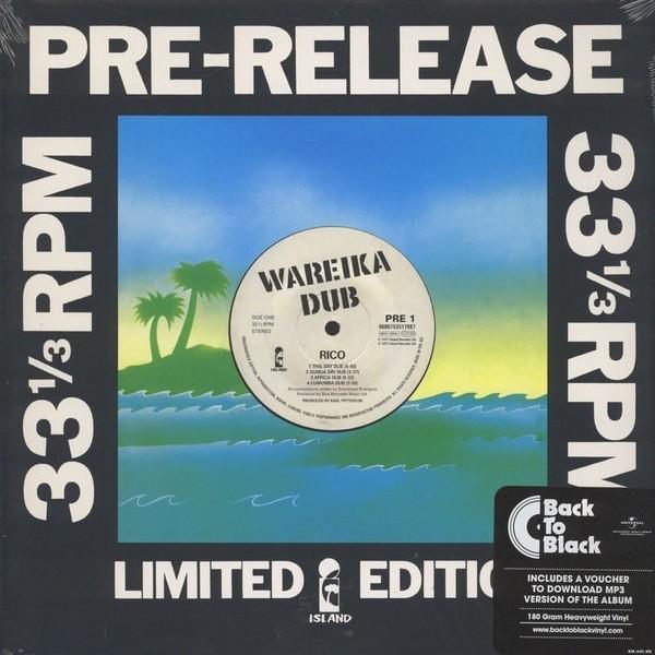 Rico : Wareika Dub   LP / 33T     Oldies / Classics