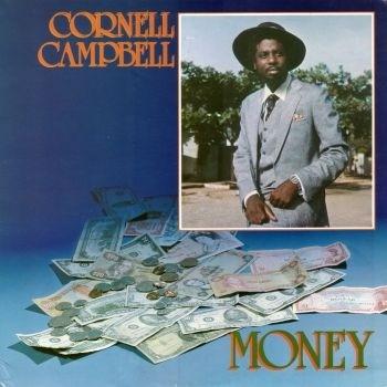 Cornell Campbell : Money | LP / 33T  |  Oldies / Classics