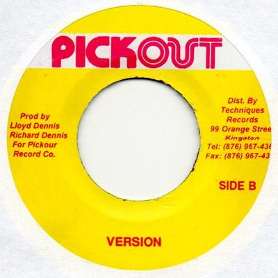 Bunny General : Weh Dem A Do | Single / 7inch / 45T  |  Oldies / Classics
