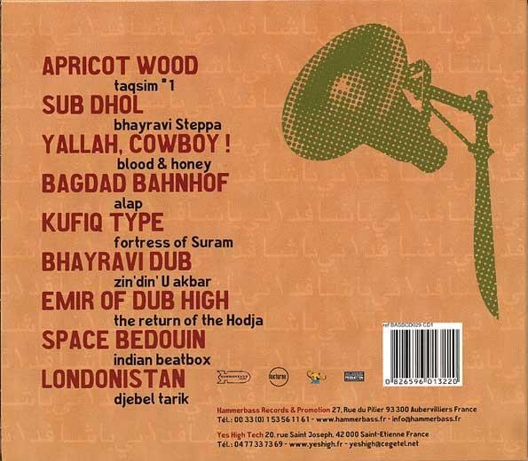 Fedayi Pacha : The 99 Names Of Dub   CD     UK
